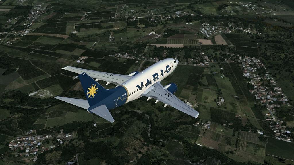 Matando saudades RIO Sul 737 600 SBLO - SBSP Rio12_zpse695a6a5