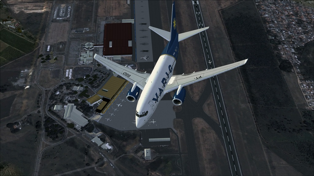 Matando saudades RIO Sul 737 600 SBLO - SBSP Rio13_zpsdaff275f