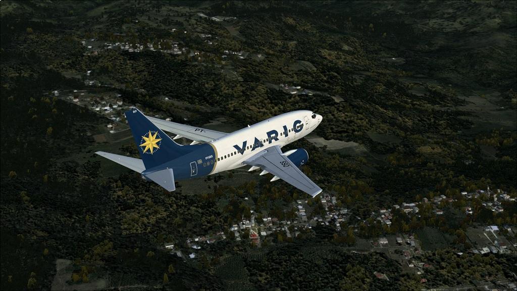 Matando saudades RIO Sul 737 600 SBLO - SBSP Rio14_zps0513ebaf