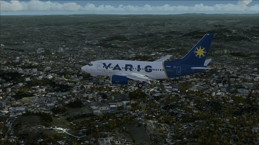 Matando saudades RIO Sul 737 600 SBLO - SBSP Rio15_zps73f6891c