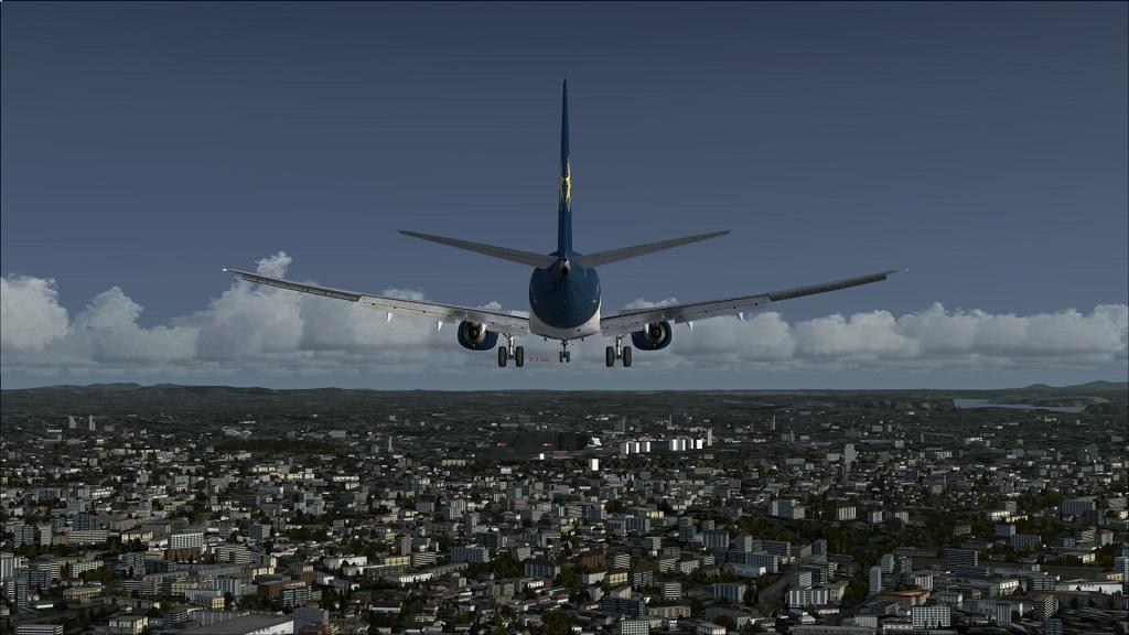 Matando saudades RIO Sul 737 600 SBLO - SBSP Rio18_zpscd9f086c