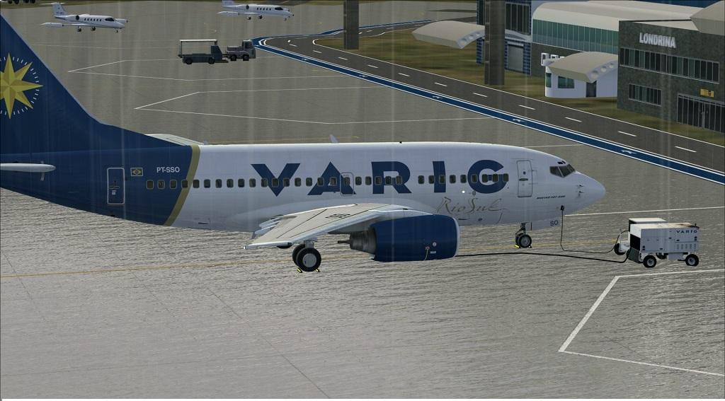 Matando saudades RIO Sul 737 600 SBLO - SBSP Rio2_zps6d87c872