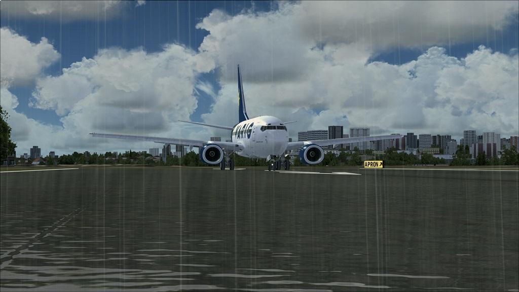 Matando saudades RIO Sul 737 600 SBLO - SBSP Rio4_zpse71f561b