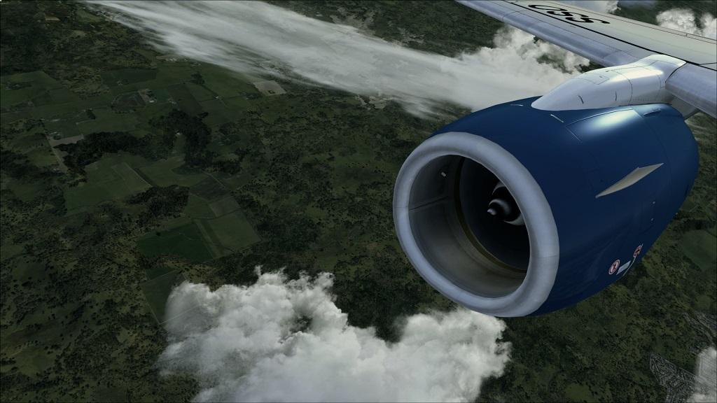 Matando saudades RIO Sul 737 600 SBLO - SBSP Rio9_zpsac4e9b9a