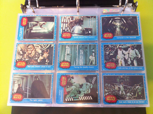 Bud's Star Wars Vintage Collectible reviews and other things Bud likes! Blue5_zps0b786035
