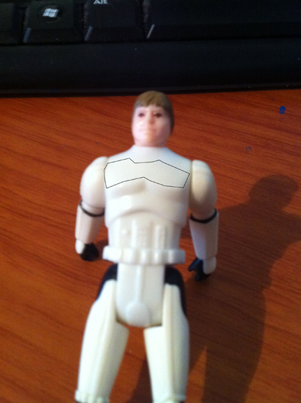Tragedy, My luke stormtrooper POTF got a case of Jaundice Lukestormie_zps3afd5f9f