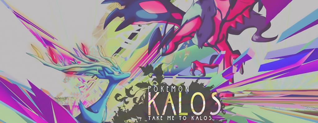 Take me to Kalos~