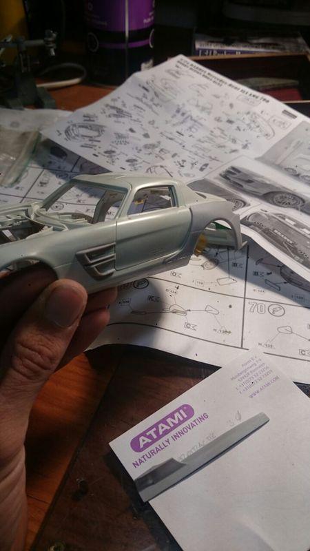 MB SLS Gullwing AMG BRABUS transkit hobby dessign 2_zpstk3bif6h