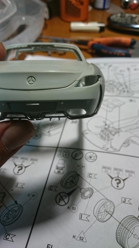 MB SLS Gullwing AMG BRABUS transkit hobby dessign 50_zpsabgh0gja