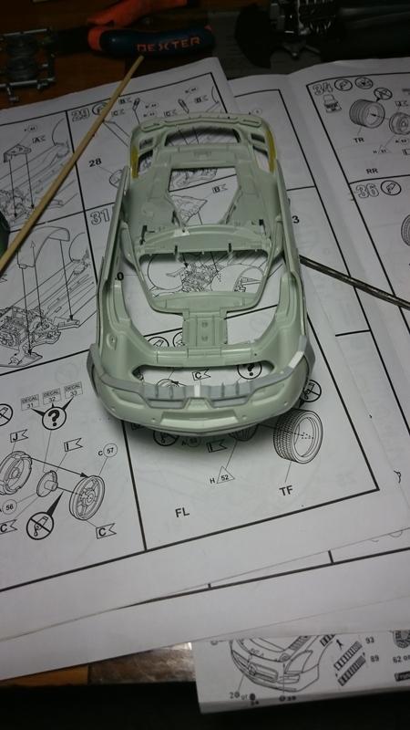 MB SLS Gullwing AMG BRABUS transkit hobby dessign 53_zpsubailkrk