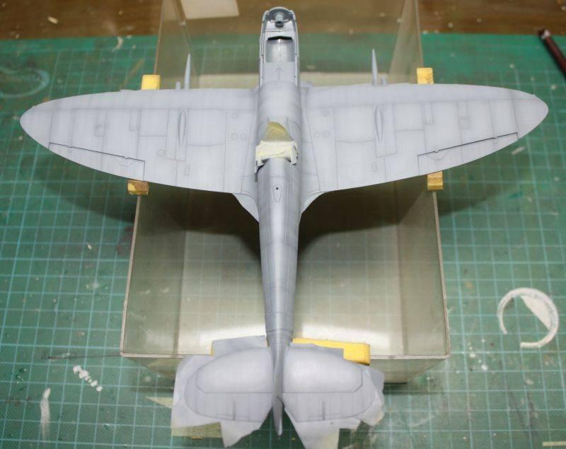Spitfire Mk IX Eduard 1/48 SpitfireMKIX108_zps97322c9e