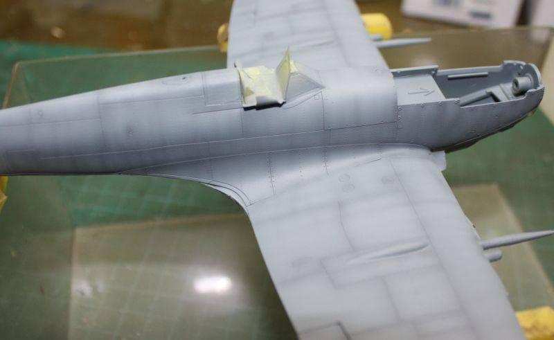 Spitfire Mk IX Eduard 1/48 SpitfireMKIX109_zpsbd75d862