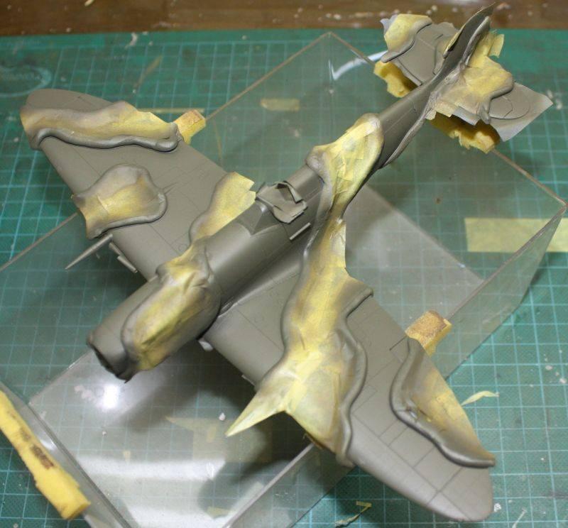 Spitfire Mk IX Eduard 1/48 SpitfireMKIX112_zps3fe8522d