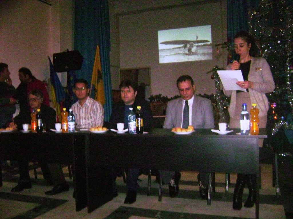 "Simpozionul ""Centenarul Aeronauticii Militare Romane"" la Rosiori DSC05201_zps9c3393c2"