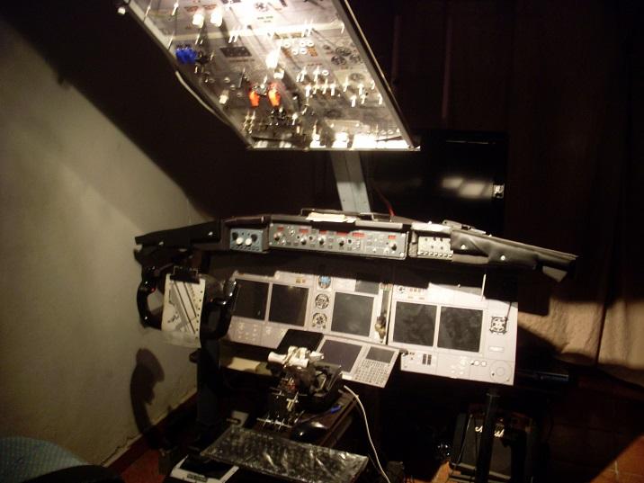 home cockpit 737-800 somente com uma cpu corei7 e pmdg ngx - Página 2 3_zps66133855