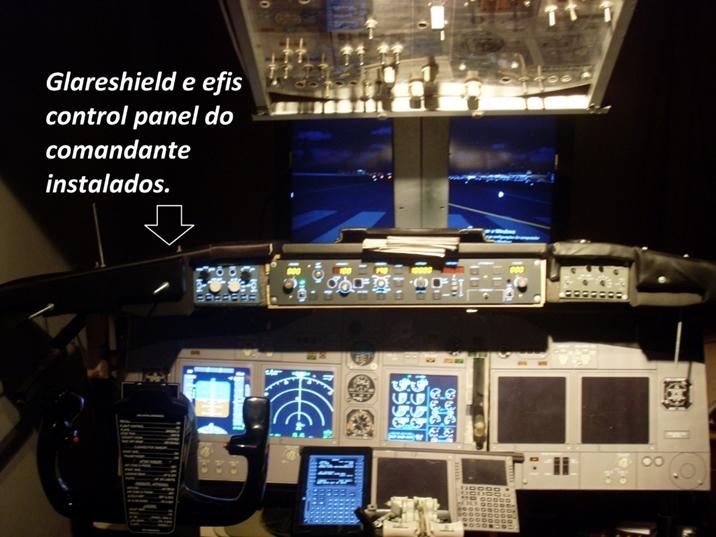 home cockpit 737-800 somente com uma cpu corei7 e pmdg ngx - Página 2 Paint1_zps488c43a8