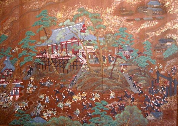 [Du lịch][Tin tức] 32 Ngôi chùa và Đền thờ ở Tokyo 13-battle-of-ueno-1183_zps688ec4a7