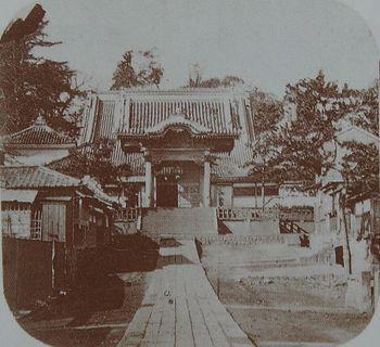 [Du lịch][Tin tức] 32 Ngôi chùa và Đền thờ ở Tokyo 22-1azubu-san-1861-1182_zps37606028