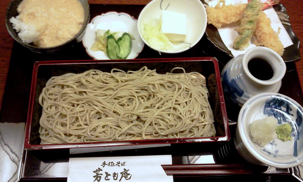 [Ẩm thực] Teuchisoba Narutomi: Mì Soba và tempura cho một sự kết hợp cổ điển 7023587505_ec6147847a_b_zps14490f79