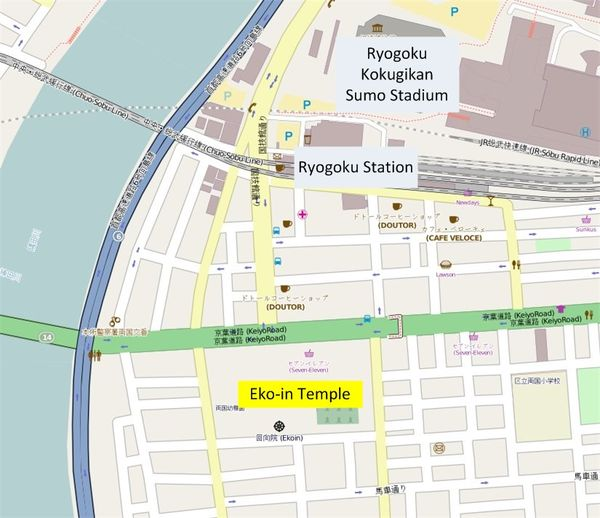[Du lịch] Chùa Eko-in: Người hùng Robin Hood Nhật Bản và Sumo 9-eokin-temple-tokyo-map-1189_zpsd35c7b47