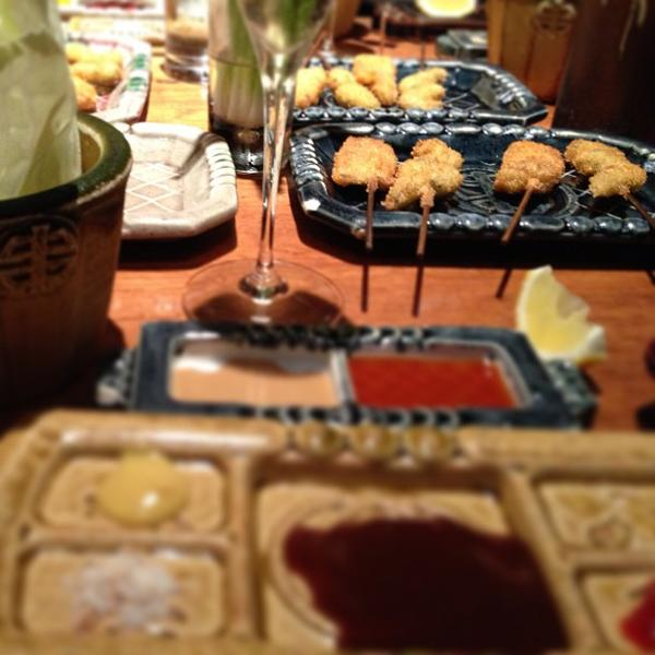 [Ẩm thực] 18 Món ăn trong các bữa tiệc Nhật Bản 9-kushiage-62_zpsee372ce5