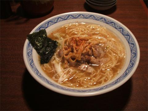 [Ẩm thực] Teuchisoba Narutomi: Mì Soba và tempura cho một sự kết hợp cổ điển Chukasoba_zpsfcf4b45e