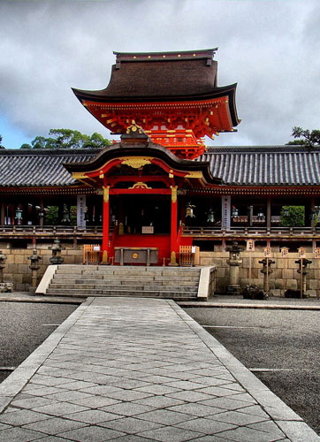 [Du lịch] Đền Iwashimizu Hachiman-gū Ojin-1_zps7e7daa8f