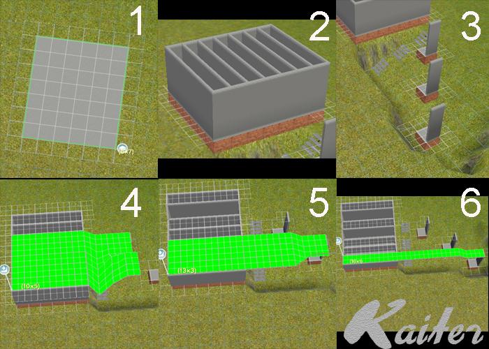Escaleras con rellanos para entrar por la planta de arriba  (Fácil) Pasos1-6_zps1667966d