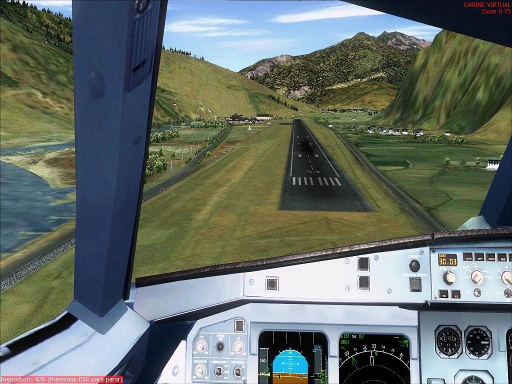 """Airbus A319 Drukair """"Wilco"""" Fs92014-03-2620-41-48-99_zps38fafef7"""