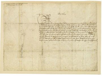 Christie's Auction -- Letter Signed with Richard's (RR) Monogram LetterR3_zps253d81fb