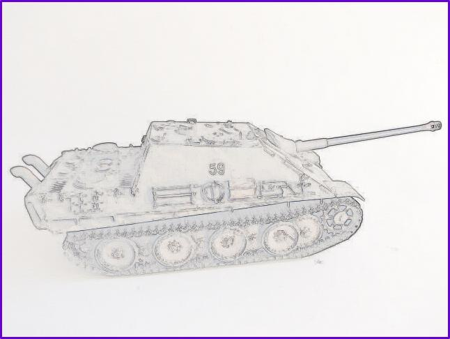 """Jagdpanther """"Late"""" ,Pz.Ersatzheer Abt.20 157jagdpantherlatepeazo-gato_zpsbff00b25"""