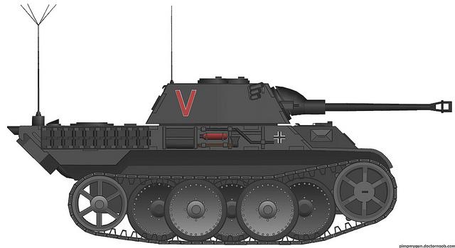 """VK 1602 """"Leopard"""" (terminado 09-03-15) 6013663589_08d8f8b8b2_z_zps90f31340"""