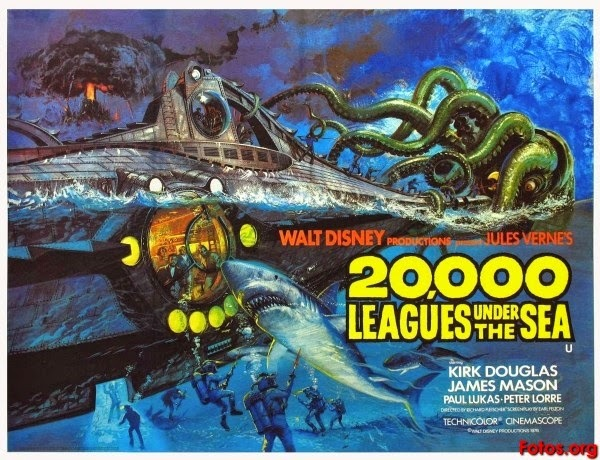 "NAUTILUS "" 20.000 leguas de viaje submarino"" A20571252360_zpss4hr3jnp"