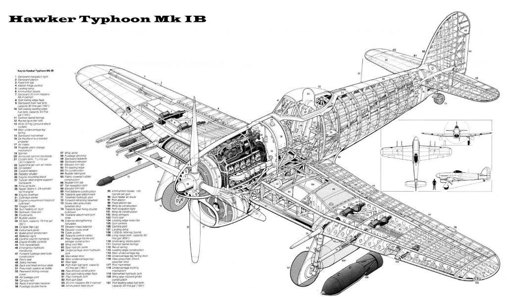 Hawker Typhoon , Airfix 1/24 Typhoon_zps7384ad05