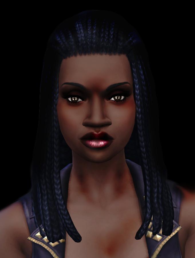 Danai Gurira aka Michonne by InaMac69 PB images missing Michonne_zps128889d4