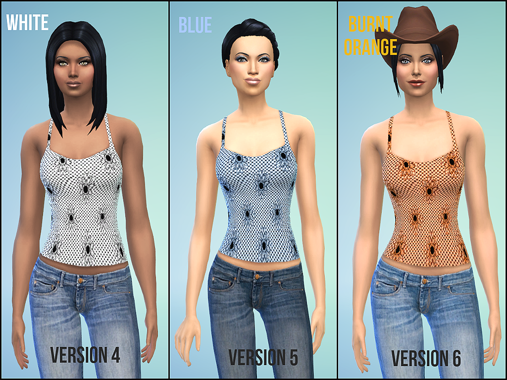 Female Laced Vest Tops by InaMac69 Vest456_zpsc9c4c24f