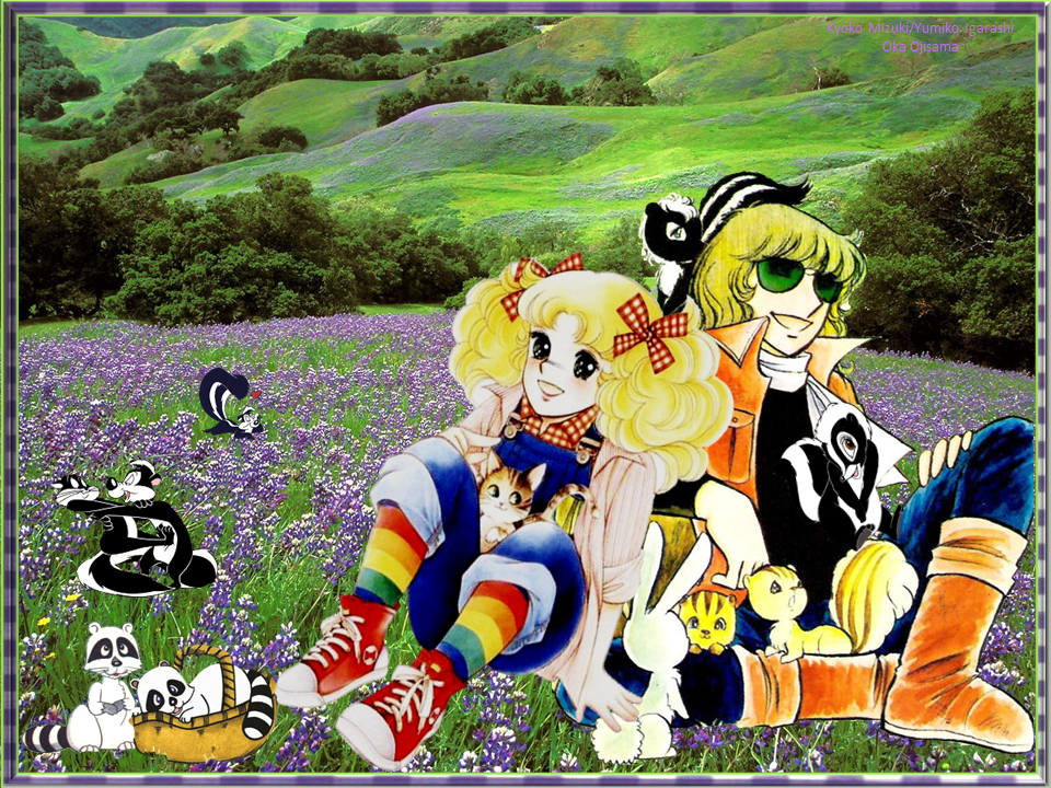 ALSS: Wallpaper y vídeo de Candy y Albert con sus animalitos en las Highlands CA%20hill%201_zpstxbn9yzl