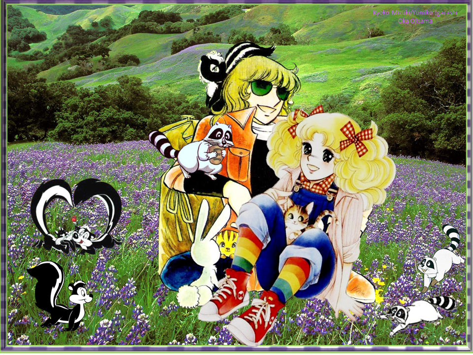 ALSS: Wallpaper y vídeo de Candy y Albert con sus animalitos en las Highlands CA%20hill%202_zpsxgu4uunp