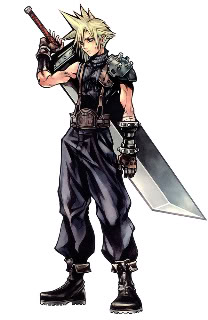 -Cloud Strife, The Leader- CLOUD