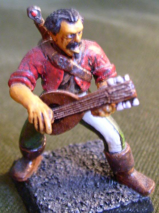 The Tall, the Small, the Ugly Bard1