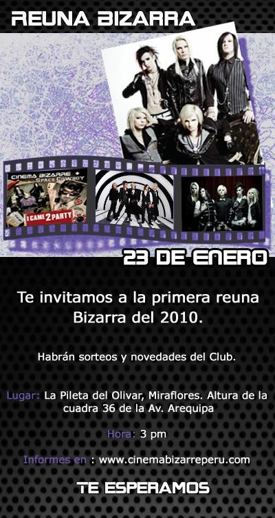 Cinema Bizarre Official Support Peru - Portal Cbreuna4