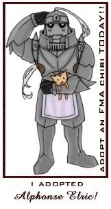 adopt a chibi today! Alphonse6ay