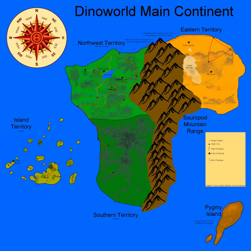 Dinoworld Map_dinoworld_small