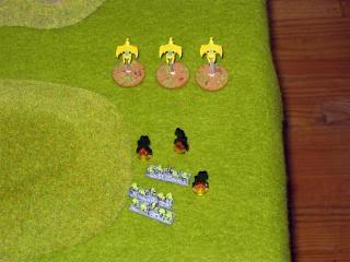 Epic chez les Bretons - chap. 34 - Eldars vs. SM - 4000 pts 17Tour1
