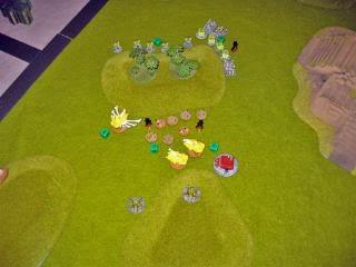 Epic chez les Bretons - chap. 34 - Eldars vs. SM - 4000 pts 27Tour1