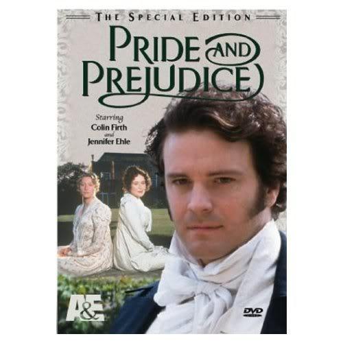 Pride and Prejudice B00005MP58