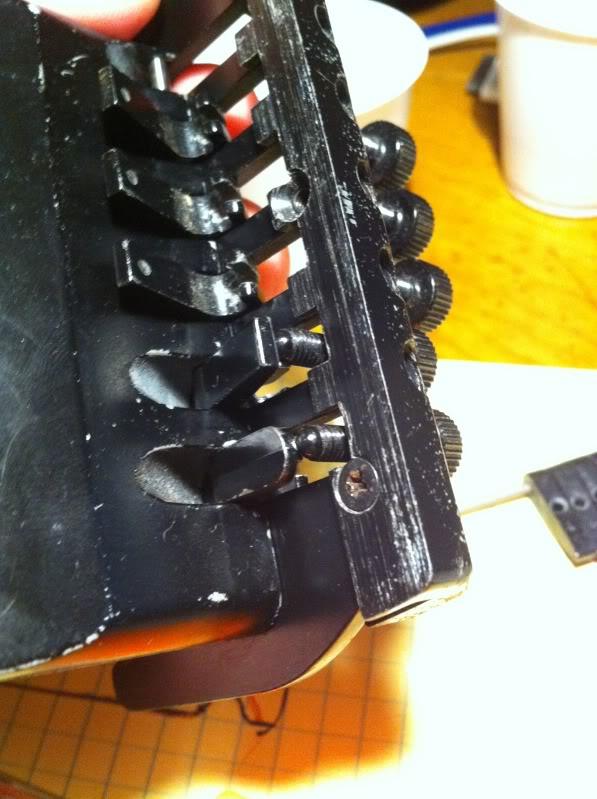 """string - Kahler """"Standard Cam String Hook"""" FTW 2792df13"""