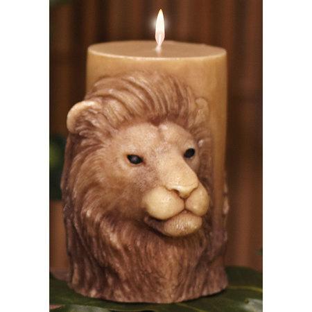 Em uma ravina descampada... Lion_Candle_zpsg9ck5fi9