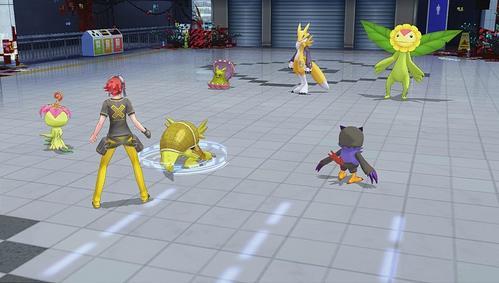 Digimon Cyber Sleuth: Entenda o Jogo Imagem-1_zpseb371121