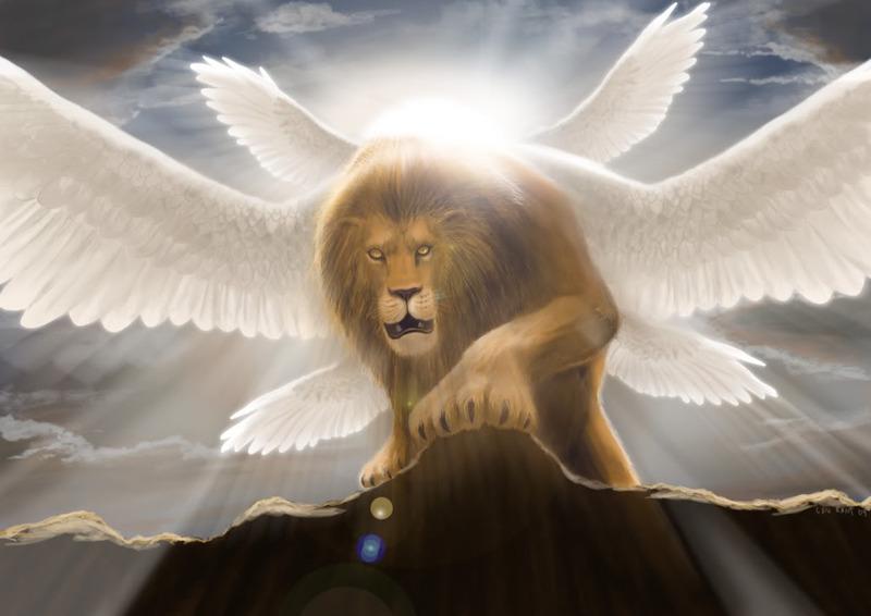 Em uma ravina descampada... The_Lion_by_LDN_RDNT_zpsosvyqnnq